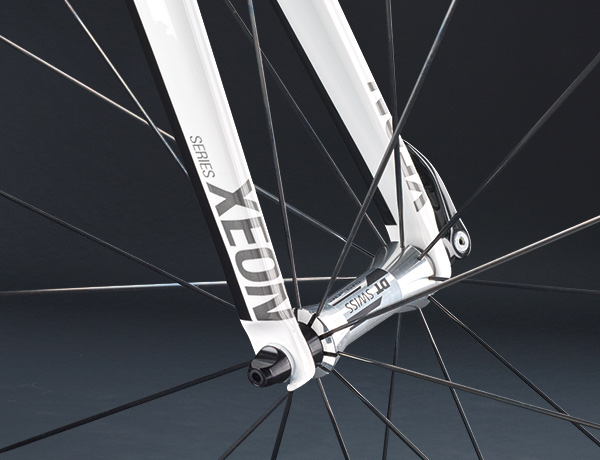 Modulus full-carbon fork – great comfort and top stiffness values