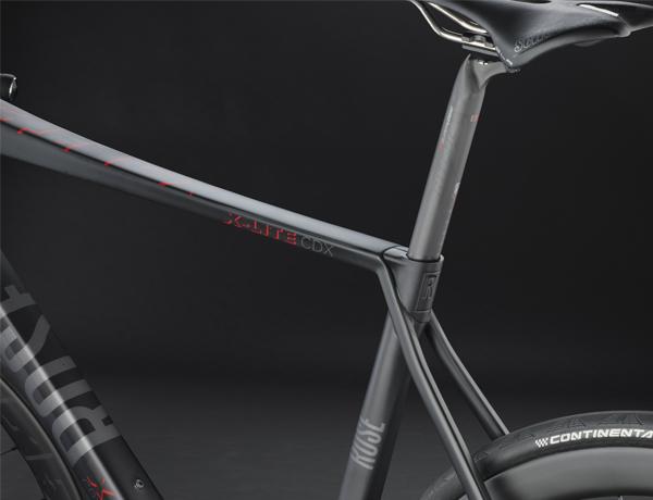 Wyróżnik rowerów ROSE: zintegrowany zacisk sztycy, który świetnie wygląda i poprawia komfort