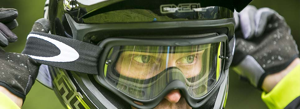 Goggles: Cycling glasses for MTB sports
