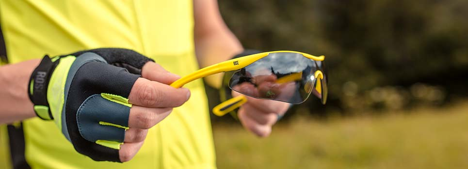 Accessories for cycling glasses