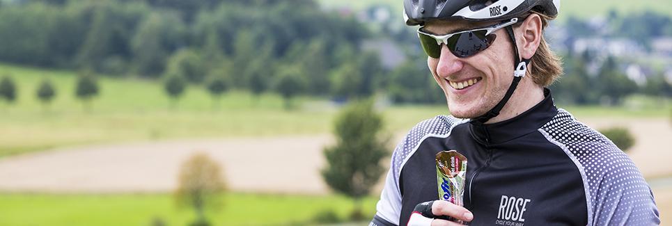 Sportvoeding voor de wielersport