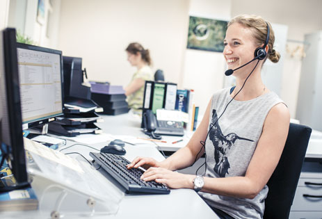 Bank holiday – Our service hotline will