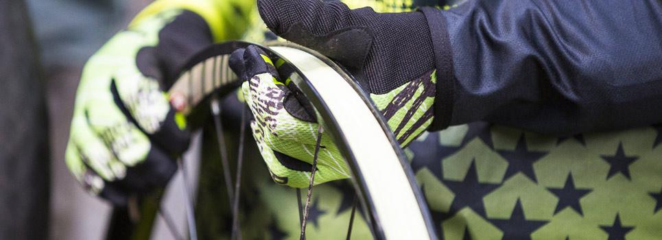 Velglinten voor MTB, racefiets, trekkingfiets en reisfiets