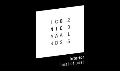 """Ausgezeichnet mit dem """"Best of Best Award"""" im Bereich Interio"""