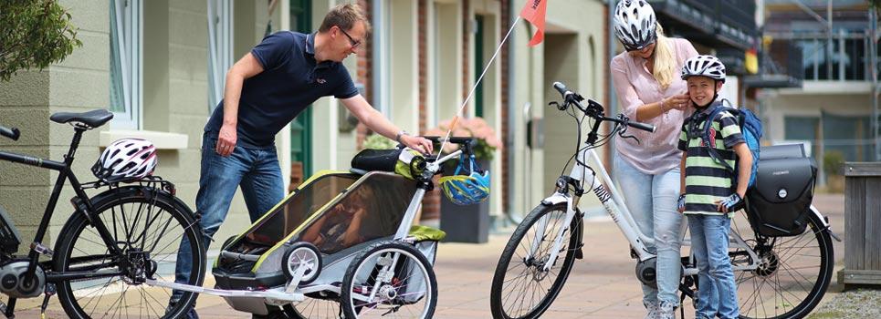 Cykel Barnetrailer