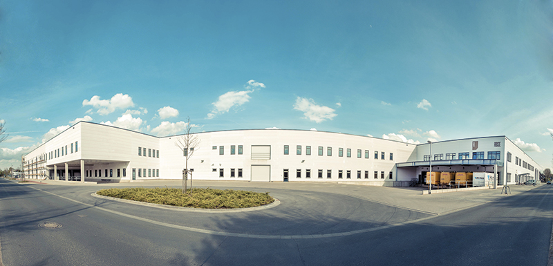 Sodoben logističen center na 20.000 m²
