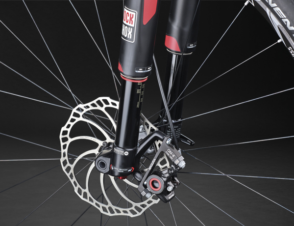 Ædel: Rock Shox RS-1 updise-down forgaffel