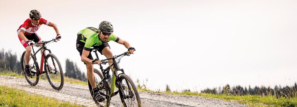 Hydraulische Felgenbremse - Fahrrad Bremse für MTB/ATB