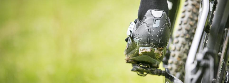MTB Schuh- und Pedalsets