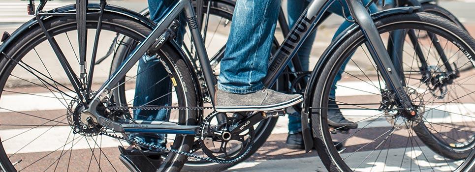 Cykel Pedaler Standard