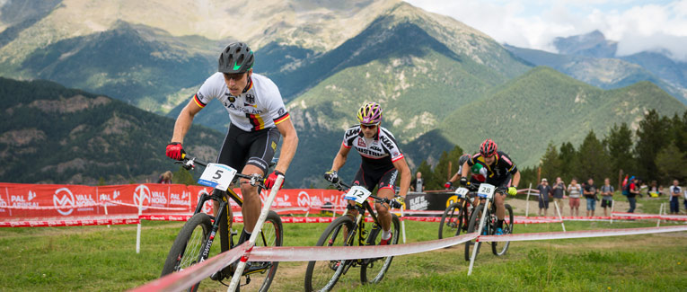 2015 Mountain Bike World Cup: Simon Gegenheimer wins the first medal for Germany
