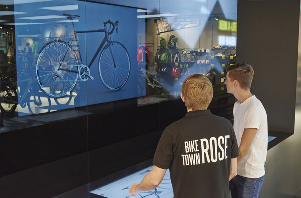 ROSE BIKETOWN München unter der Top 3 des Stores of the Year Awards