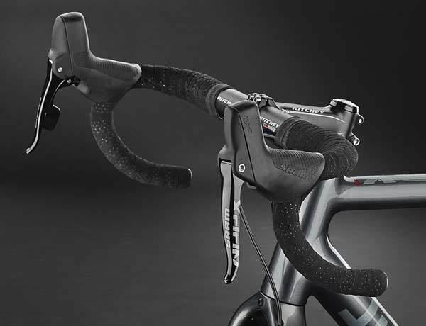 Highly functional and elegant: Ritchey cockpit