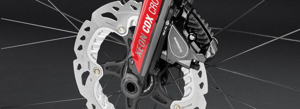 Disc brakes for your road or cross bike