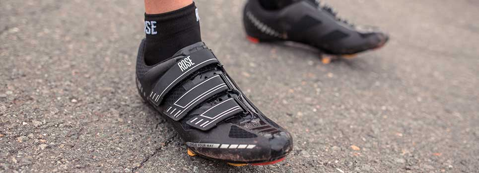 Accessories and small parts for cycling shoes