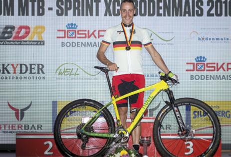 Simon Gegenheimer german champion -