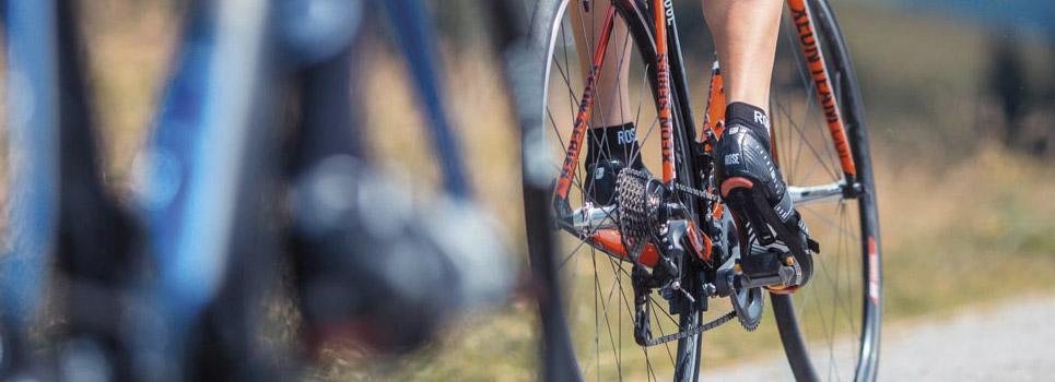 Fahrradsocken / Radsocken: funktionale Socken für den Bikesport