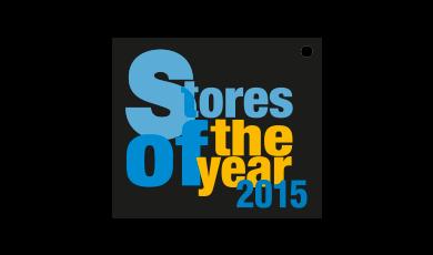 """Ausgezeichnet mit dem renommierten Preis """"Stores of the Year Award"""" des Handelsverbands Deutschland e.V. (HDE) in der Kategorie """"Out of Line"""""""