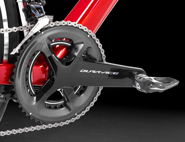 Het nagelnieuwe Dura-Ace 9100 crankstel – optimale prestaties en cultdesign