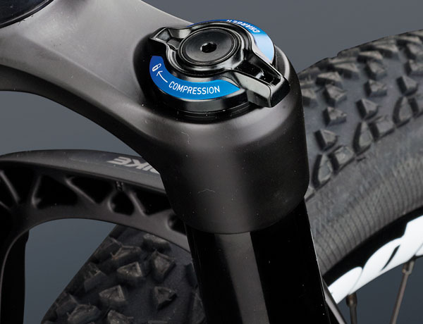 The legend is alive: Rock Shox Pike DJ 26 Solo Air with compression adjuster