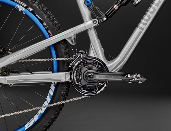 Turbine power from Canada: The Race Face Turbine crank arms represent excellent durability