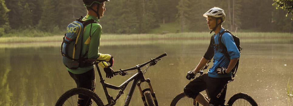 Kurze Fahrradunterhosen mit Sitzpolstern: Radunterhosen mit hoher Funktionalität