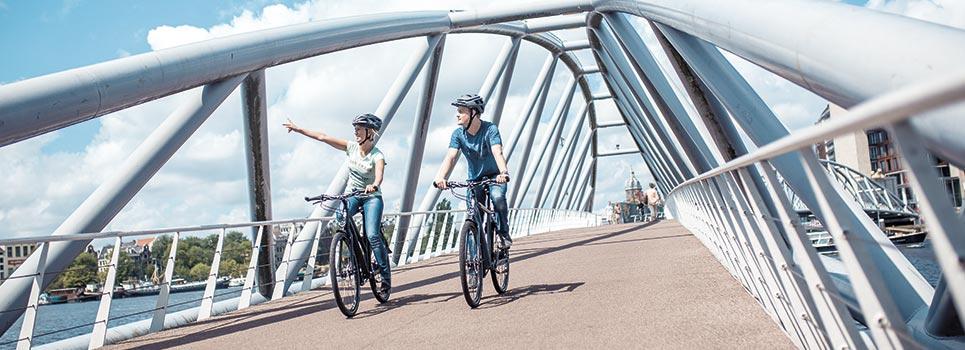 Ahead Cykel Frempind Justerbar