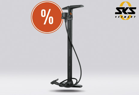 Buy an SKS Airwox Plus 10.0 floor pump