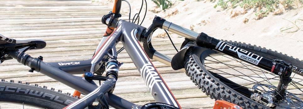 Dämpfer Zubehör für den Mountainbike Radsport