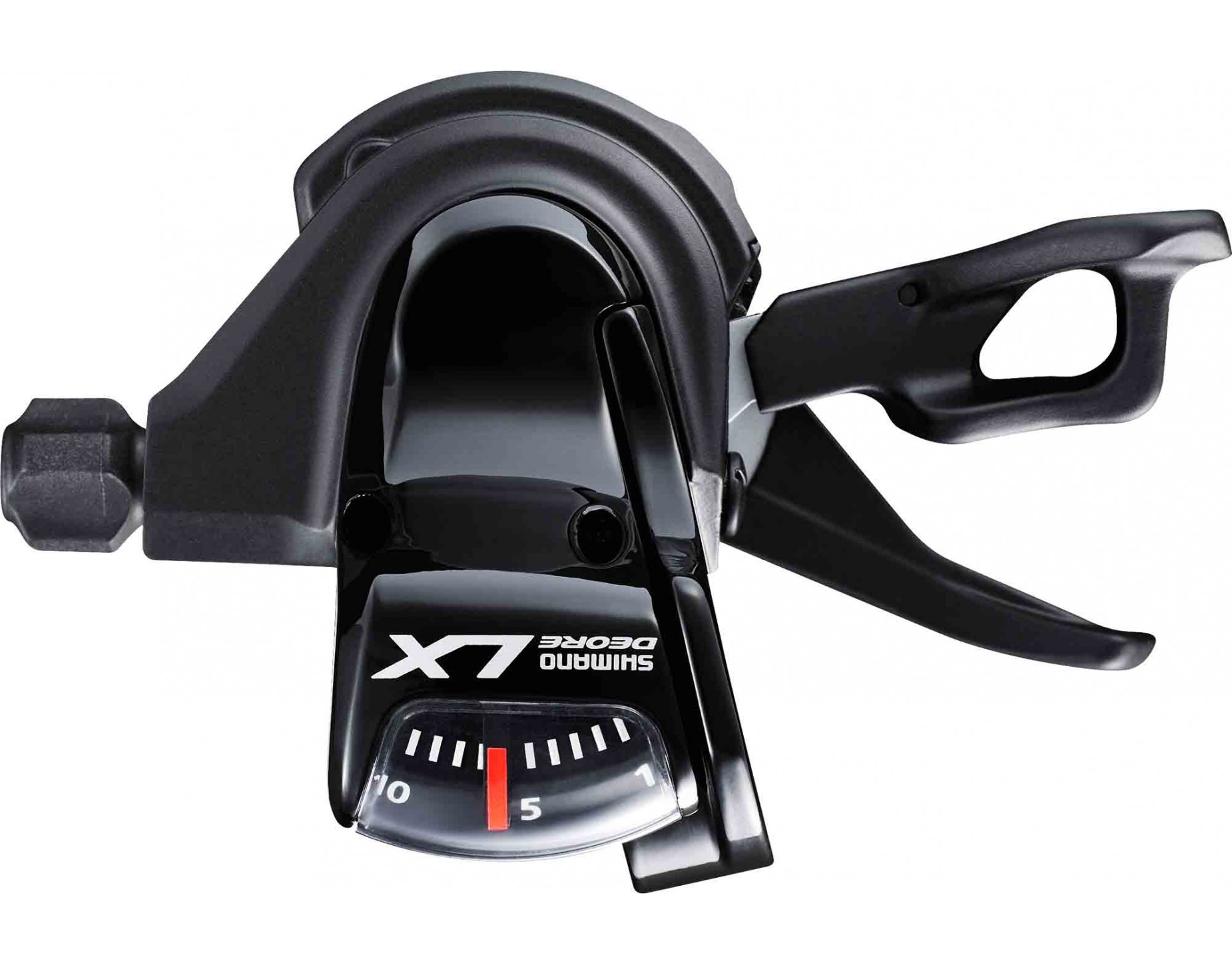 shimano deore lx sl t670 rapidfire levers everything you. Black Bedroom Furniture Sets. Home Design Ideas
