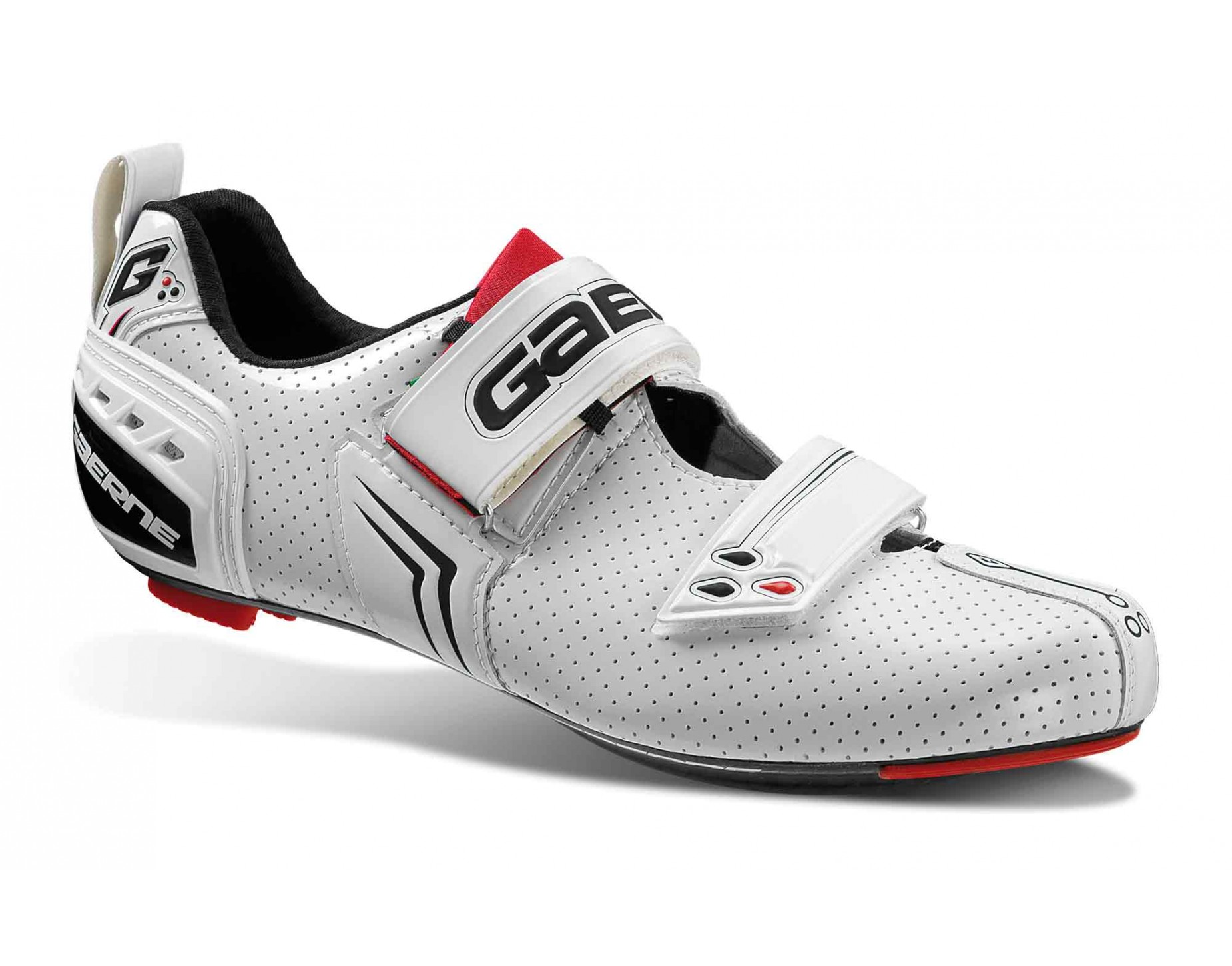 Specialized S-Works Trivent Triathlon Shoe, showing boa-closure