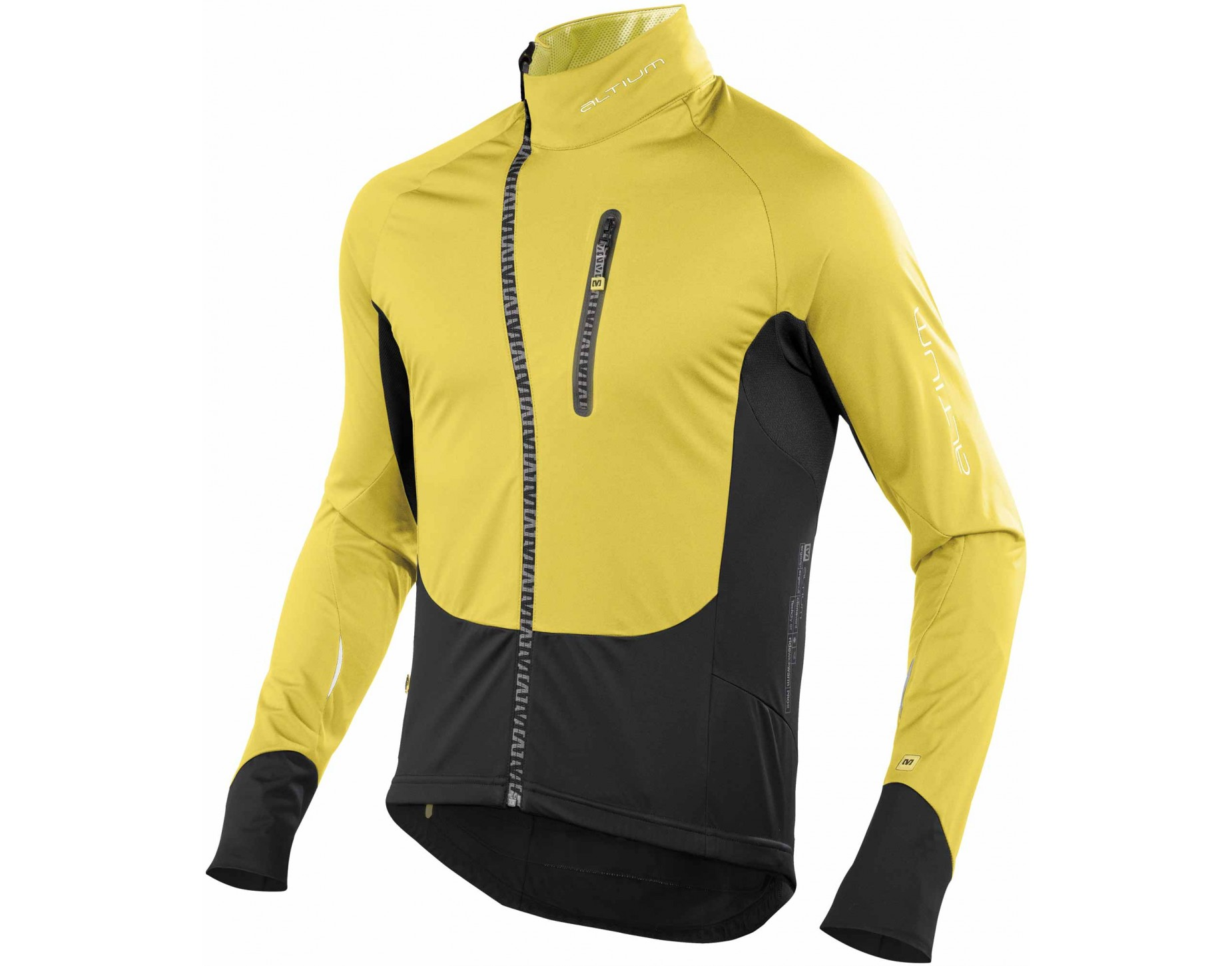 MAVIC CYCLONE bike jacket (windbreaker) – everything you need ...