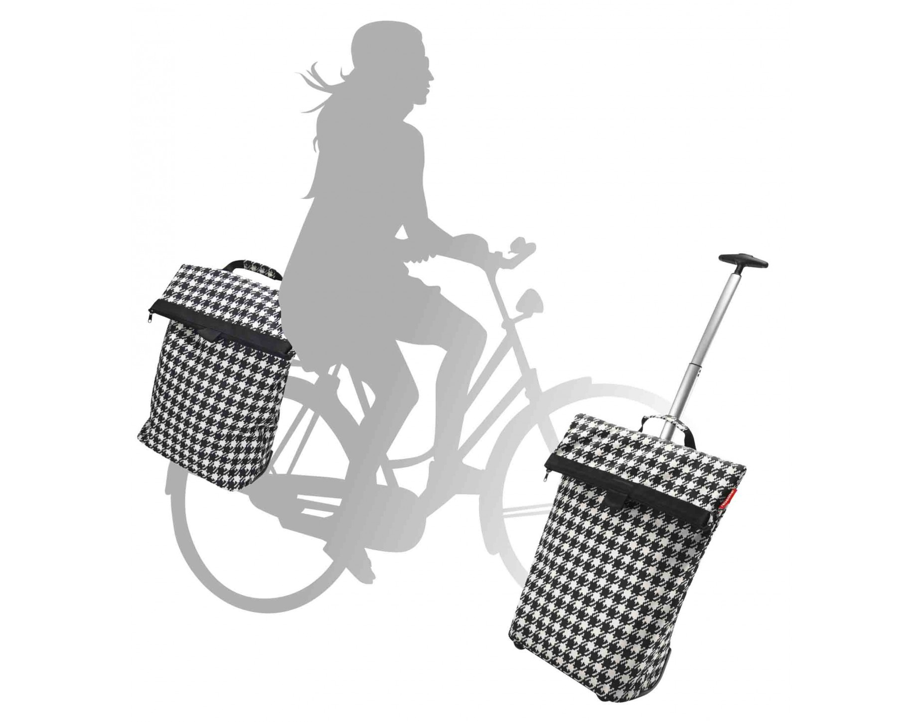 reisenthel trolley m pannier offers at the cycling shop. Black Bedroom Furniture Sets. Home Design Ideas