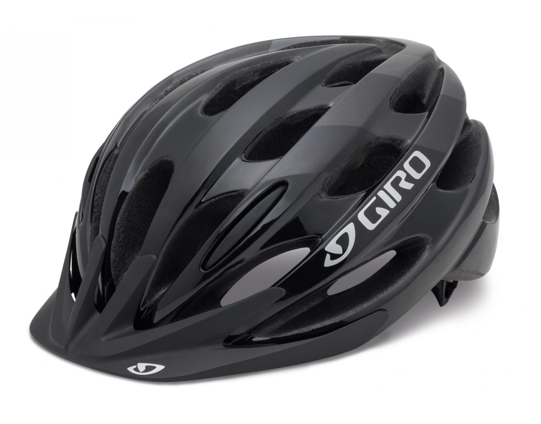 GIRO RAZE Kinderhelm black charcoal