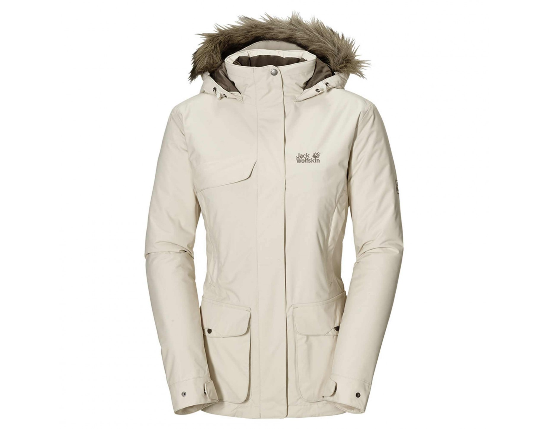 Jack Wolfskin KELOWNA PARKA women's jacket offers at the cycling
