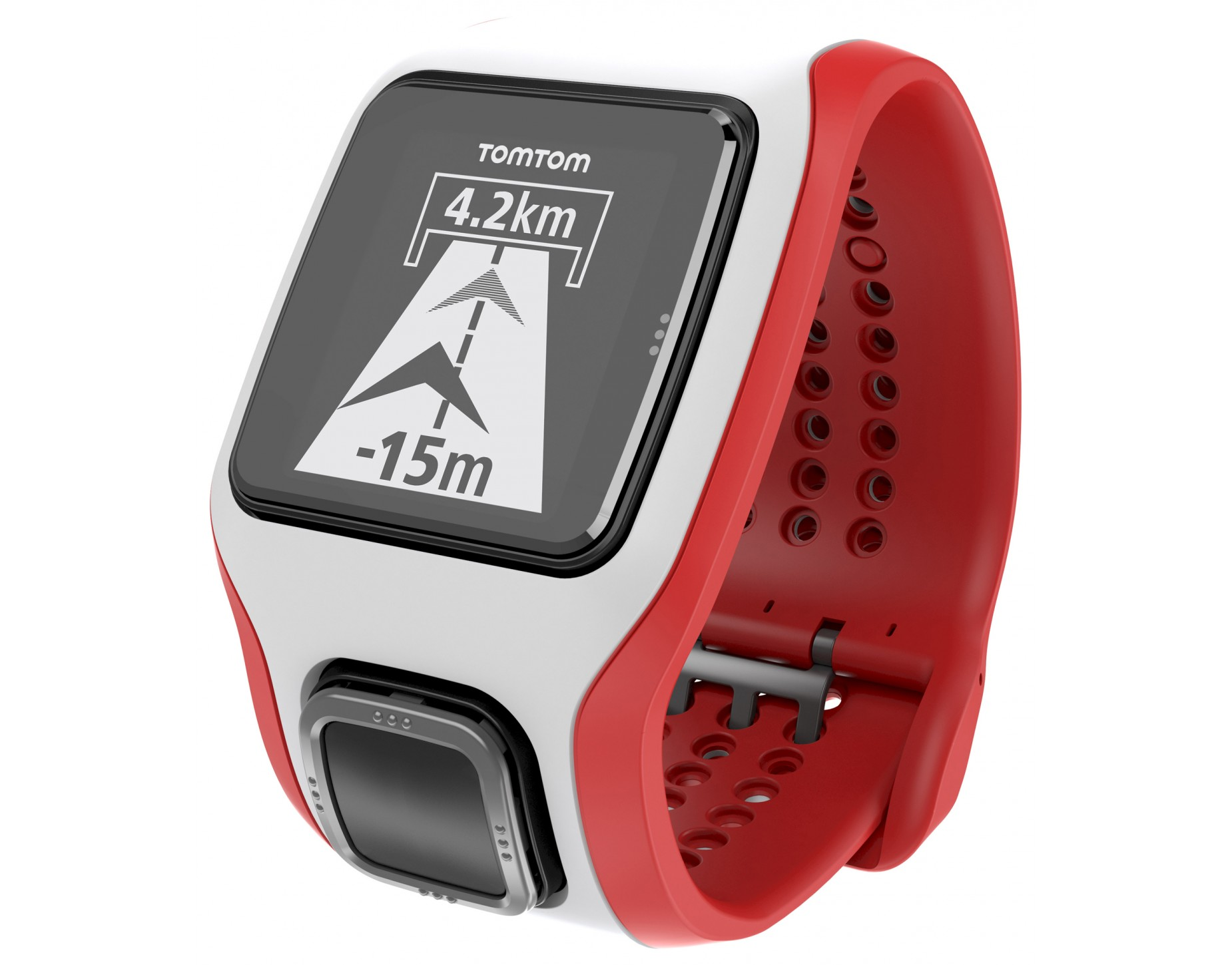 tomtom multi sport cardio gps rate