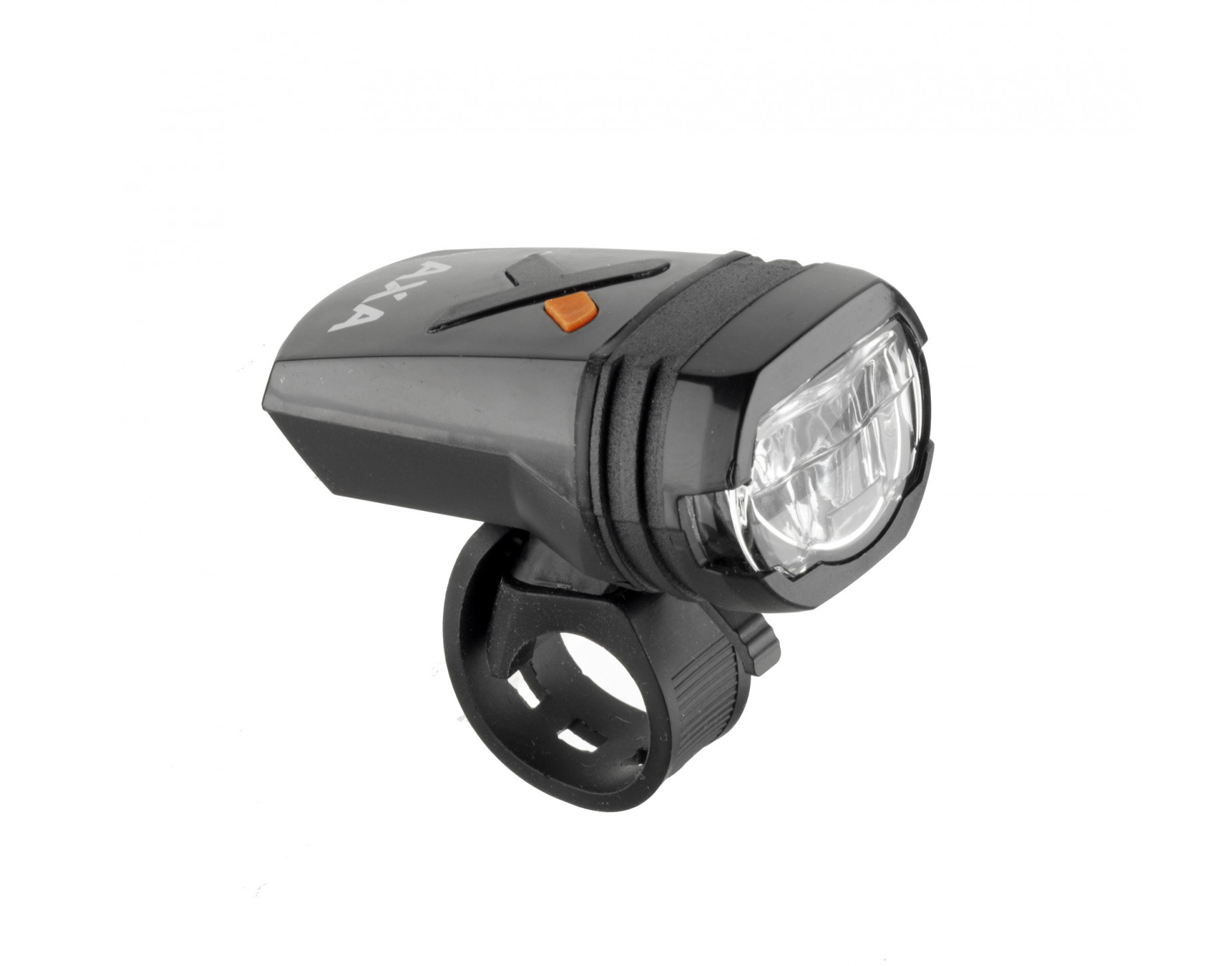 axa green line 50 lux front light offers at the cycling. Black Bedroom Furniture Sets. Home Design Ideas