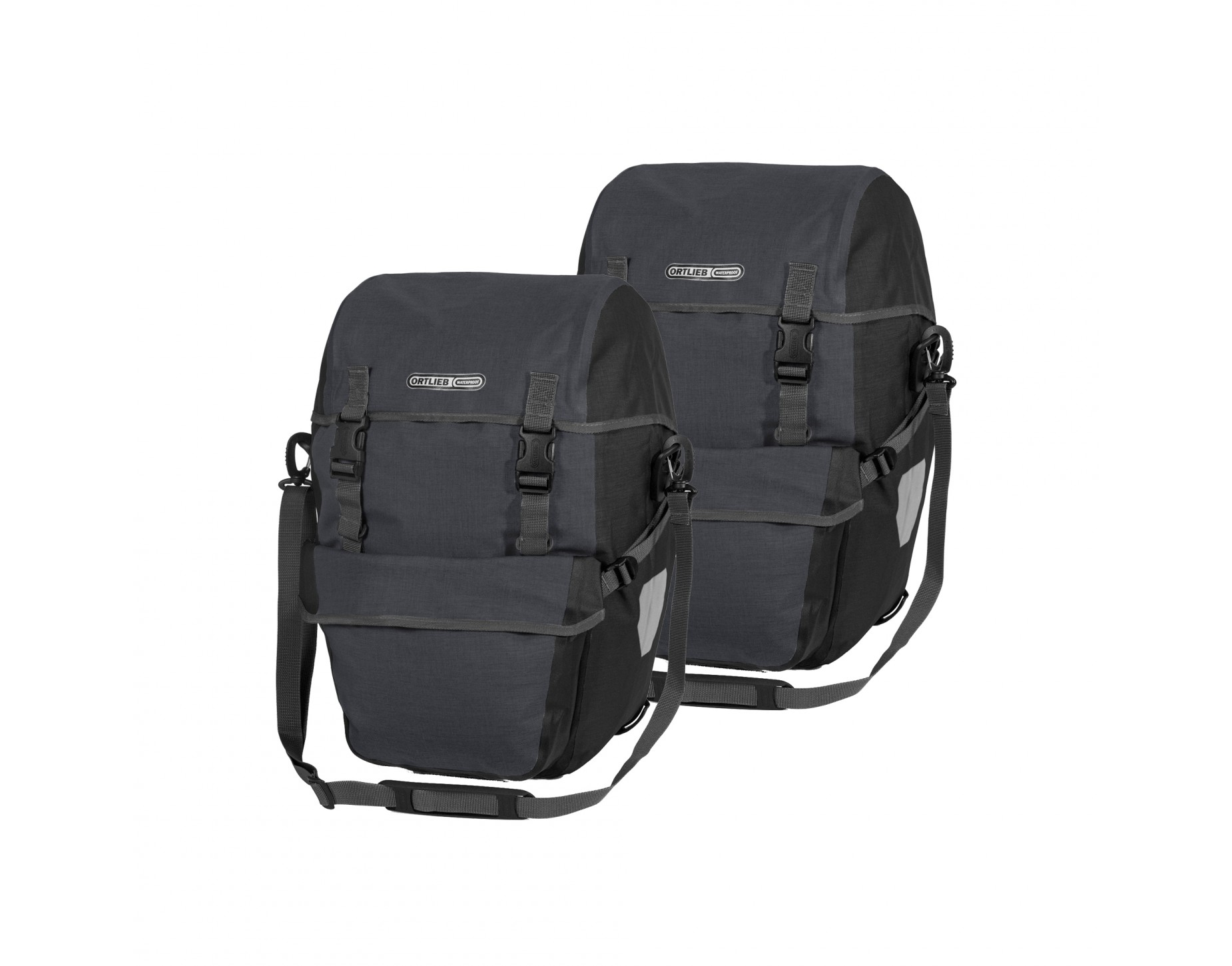 Ortlieb Bike Packer Plus Set Consisting Of Two Pannier Bags