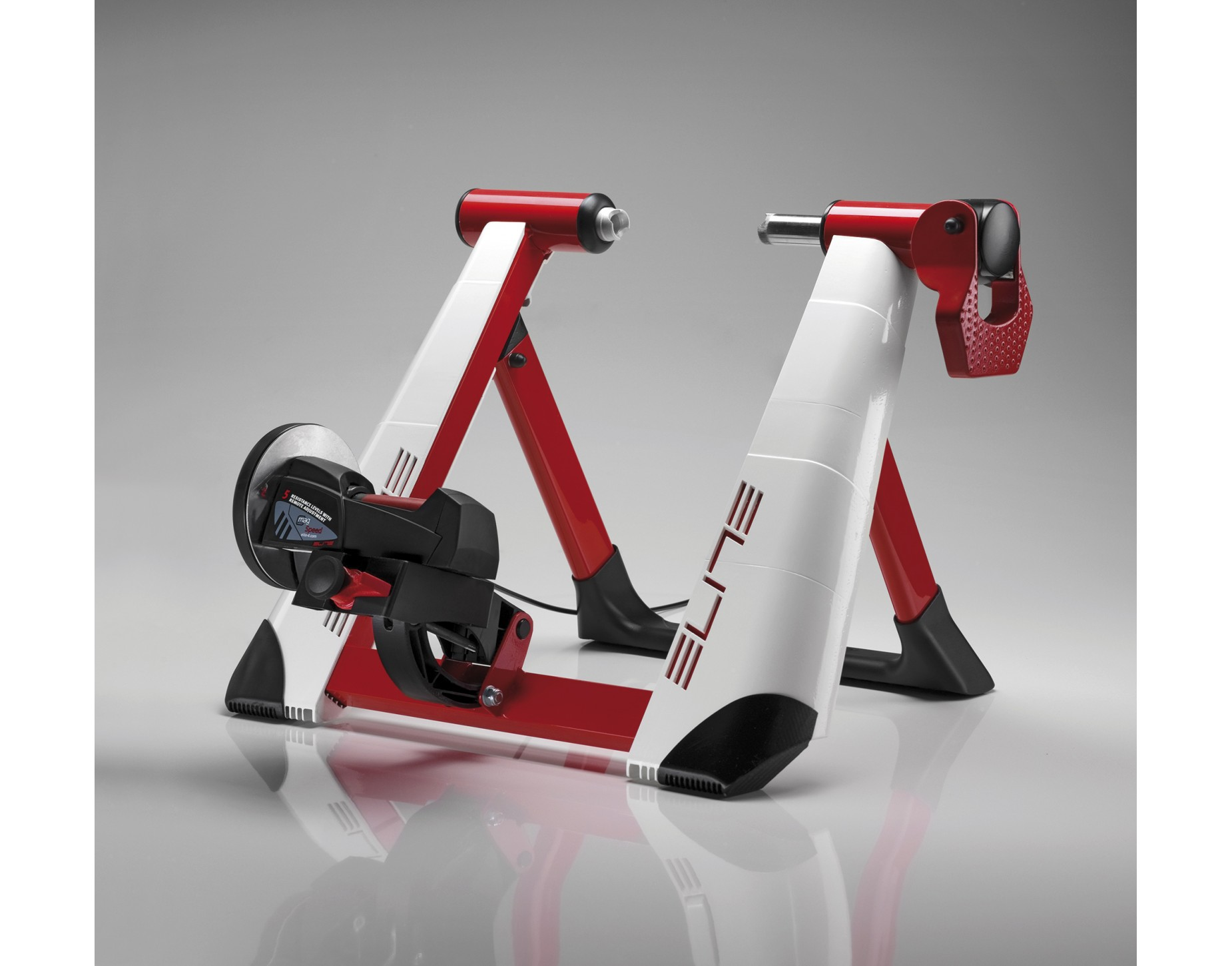 elite novo mag force elastogel home trainer de premier choix rose bikes. Black Bedroom Furniture Sets. Home Design Ideas
