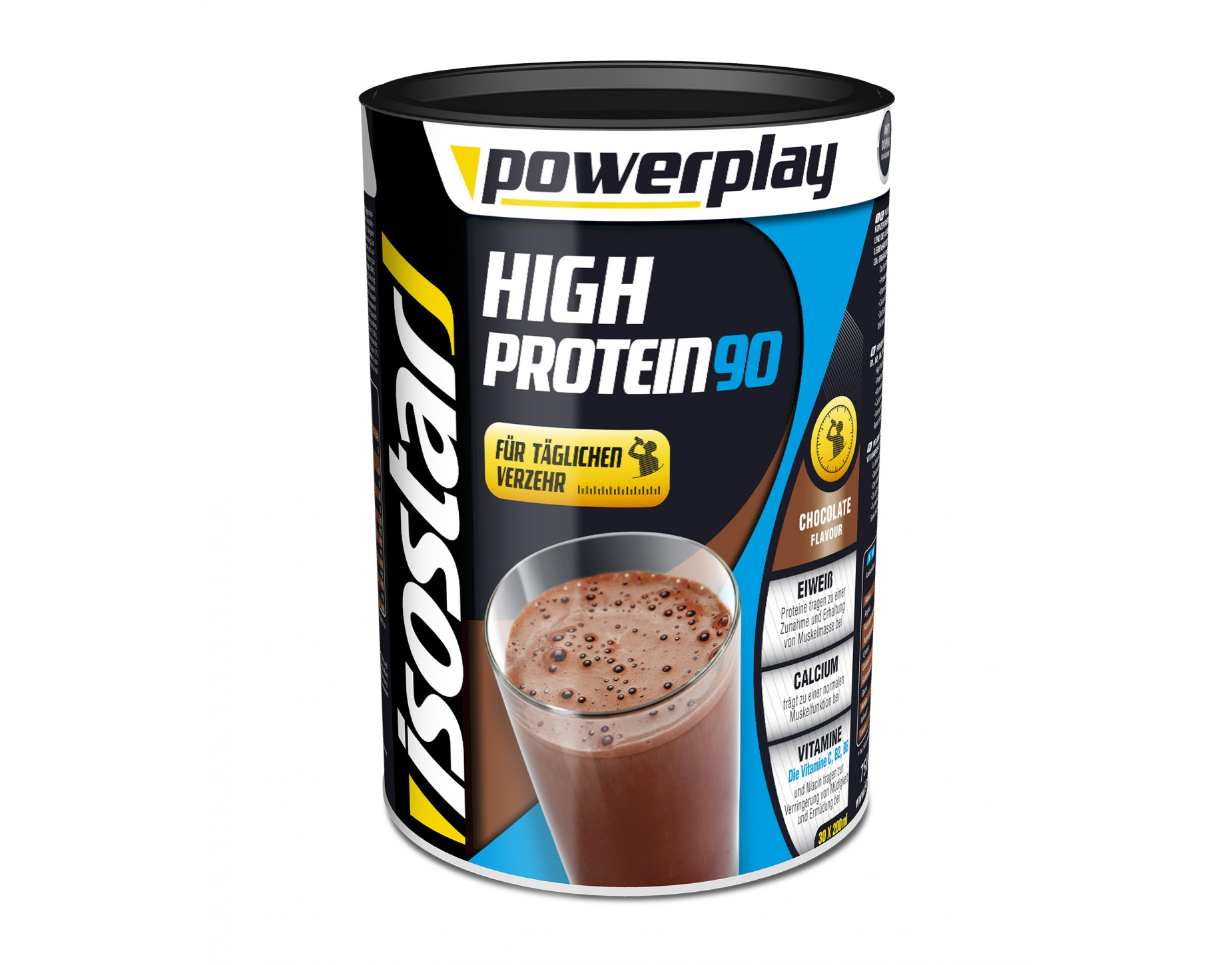 isostar high protein 90 shake everything you need. Black Bedroom Furniture Sets. Home Design Ideas
