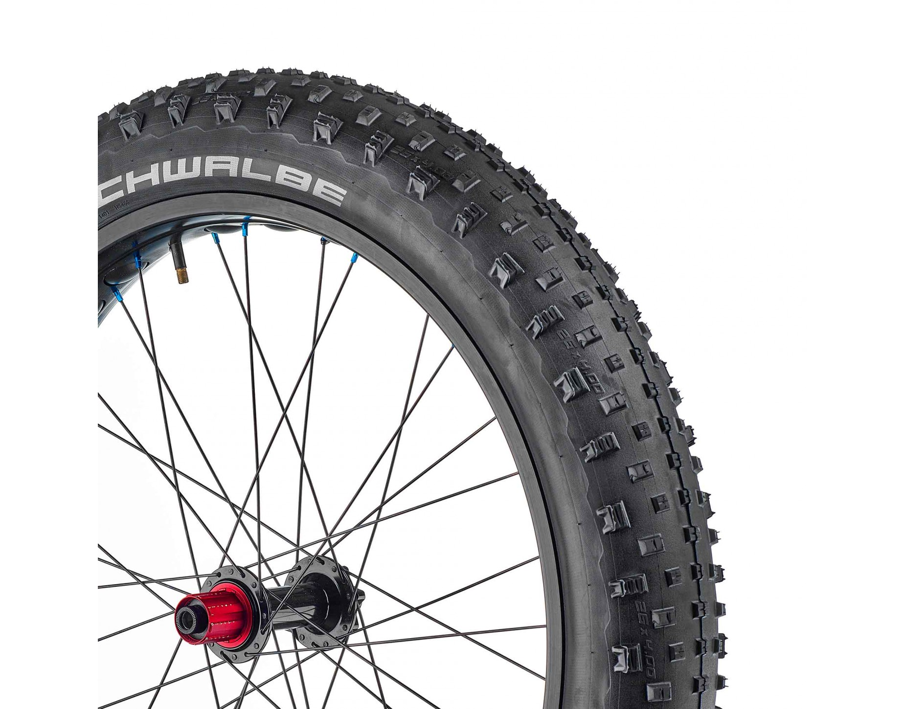 schwalbe jumbo jim evo pneu de vtt fatbike acheter pas cher la boutique en ligne. Black Bedroom Furniture Sets. Home Design Ideas