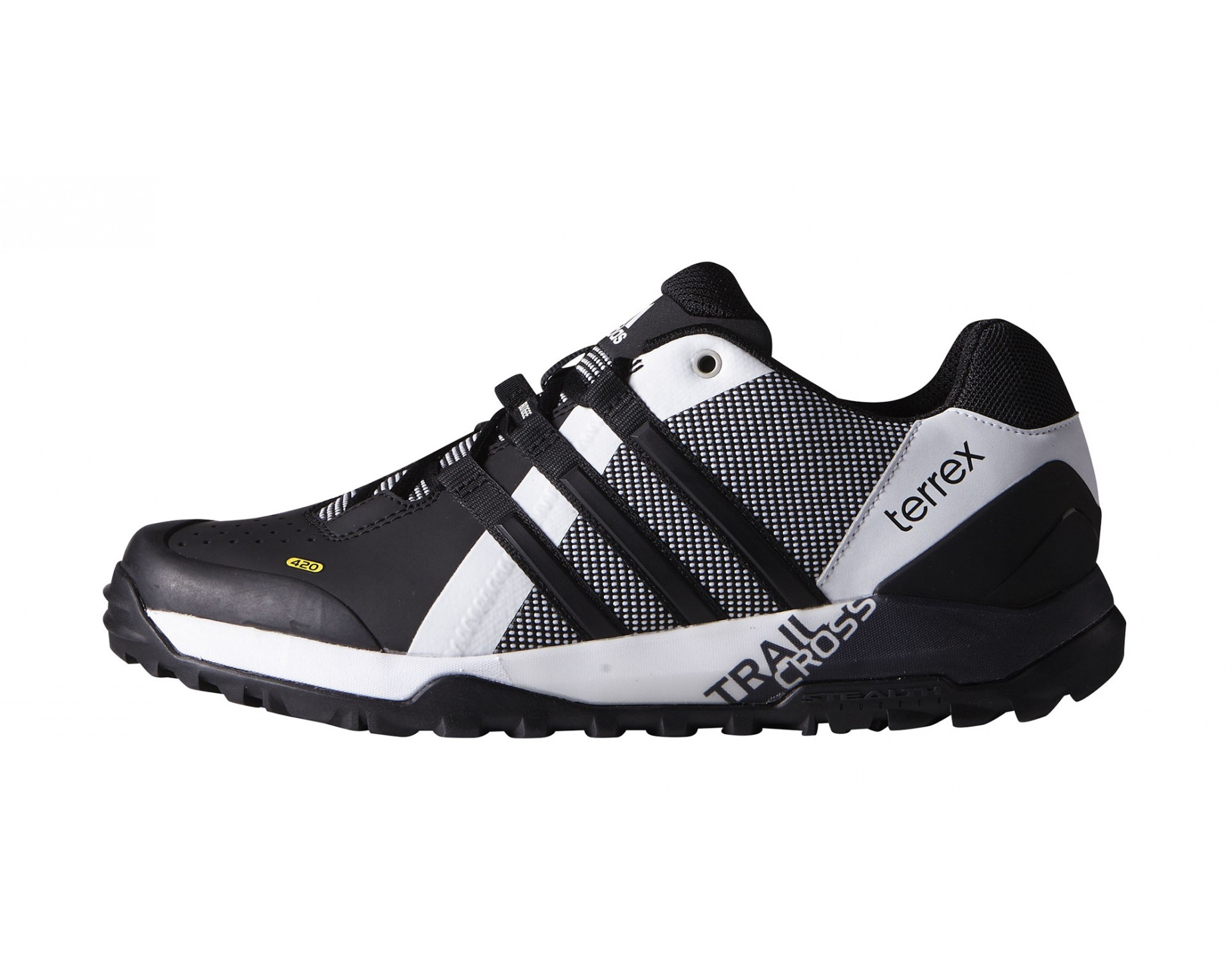 adidas TERREX TRAIL CROSS chaussures de FR dirt ftwr whitecore blackvista grey s15