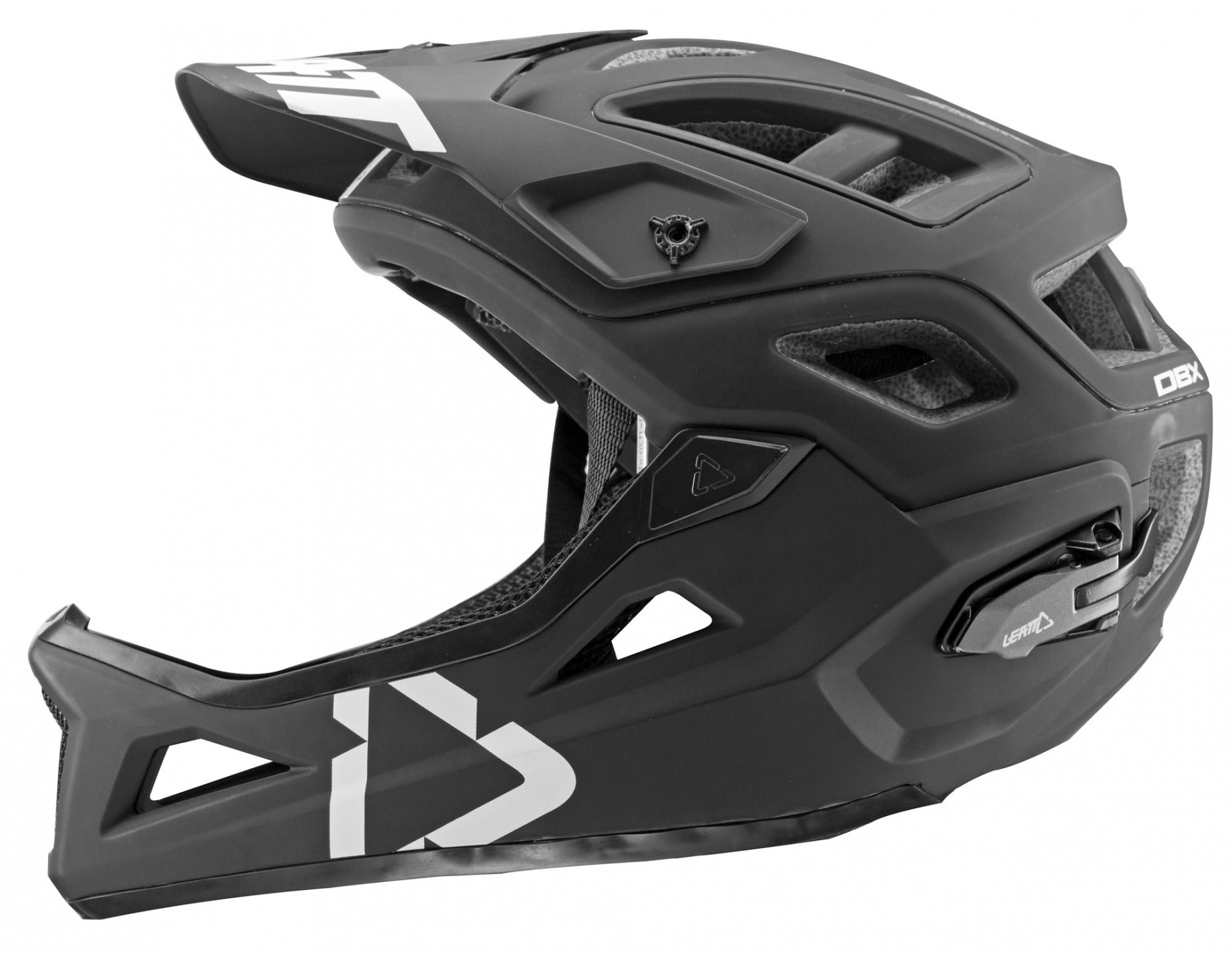 leatt dbx 3 0 enduro fullface helm mtb genau was du. Black Bedroom Furniture Sets. Home Design Ideas