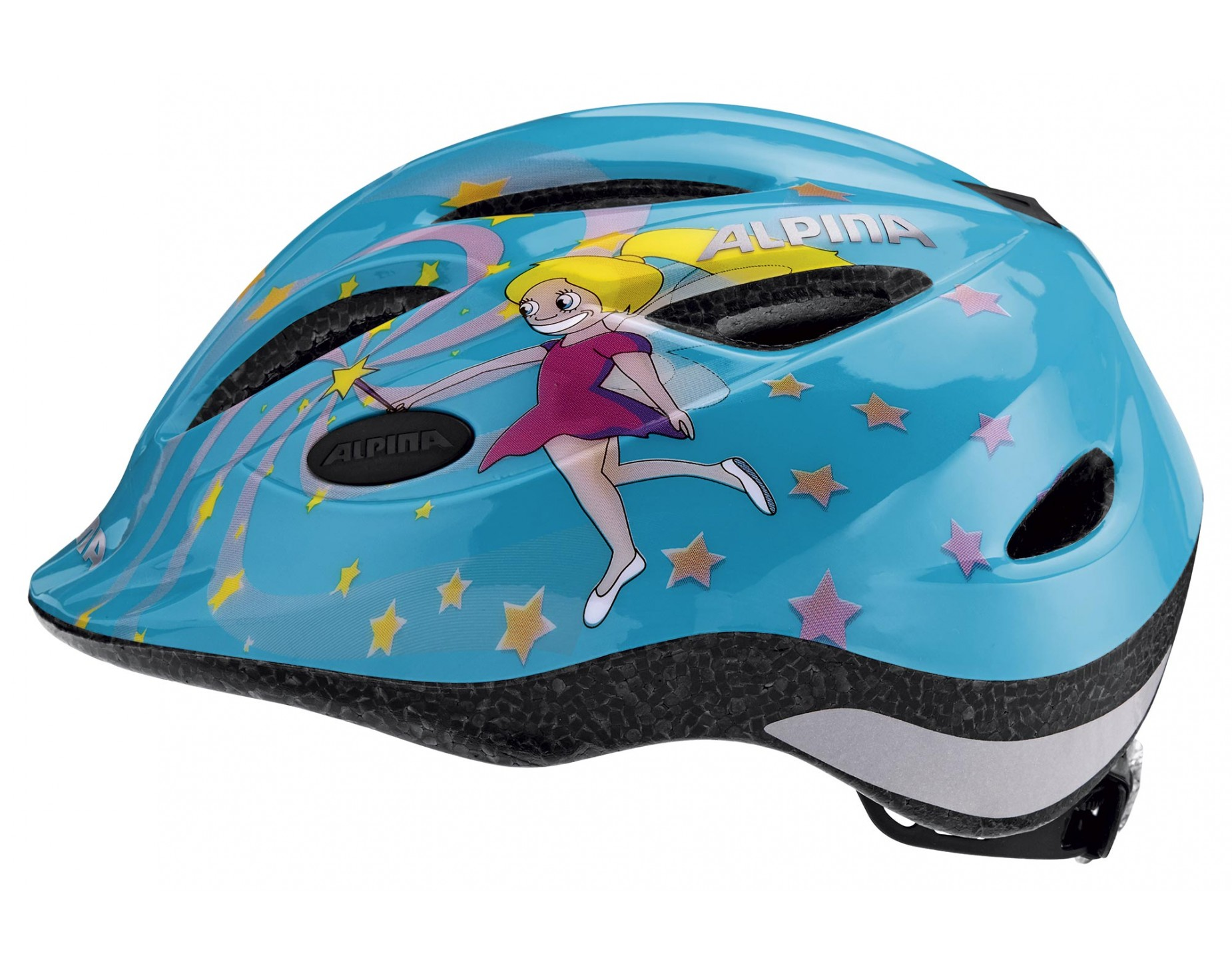 ALPINA GAMMA 2 0 kinderhelm ice princess