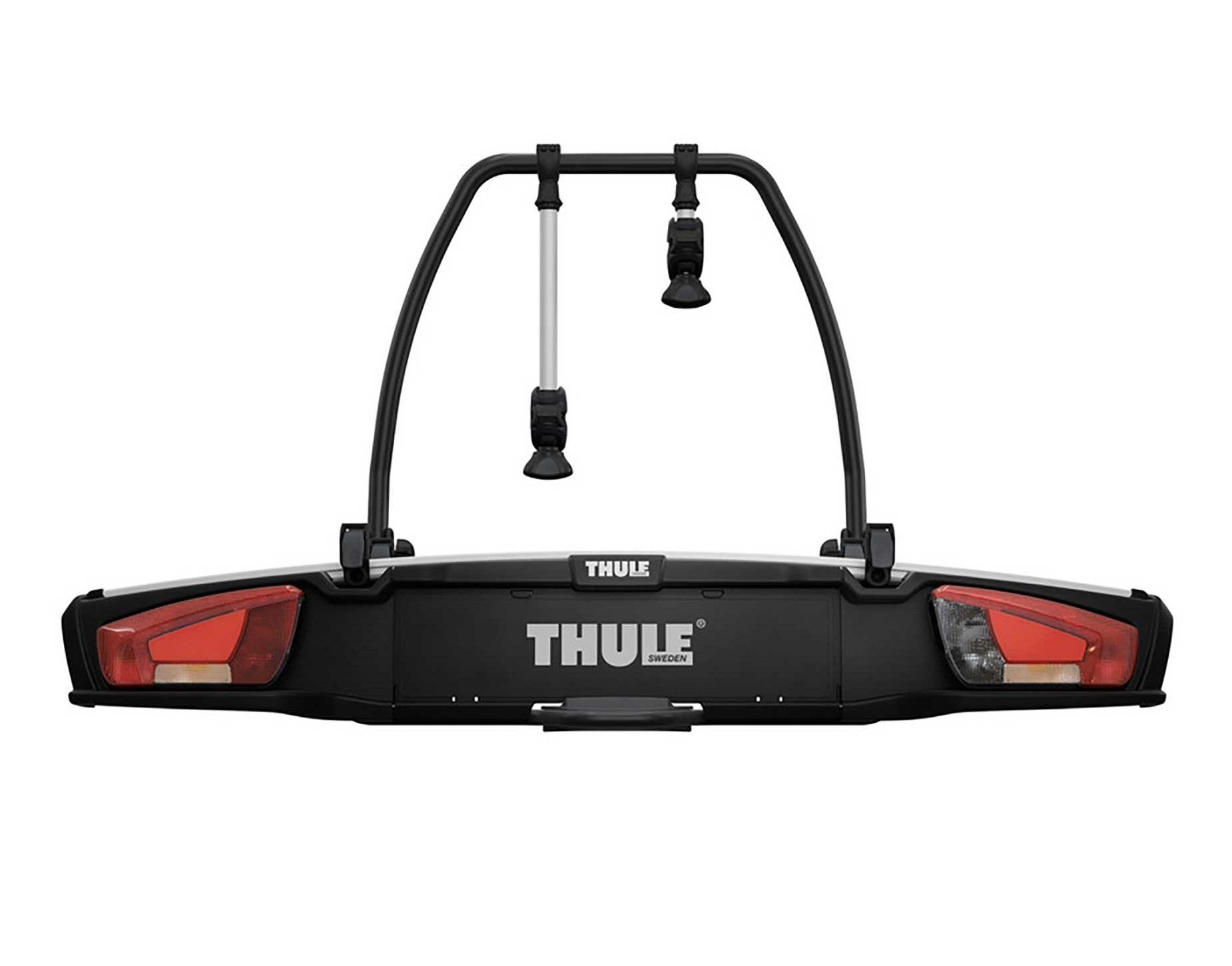 thule velospace xt 2 bike rack everything you need. Black Bedroom Furniture Sets. Home Design Ideas