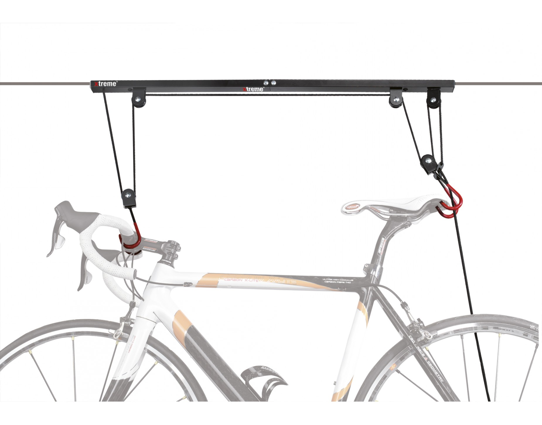Xtreme Dl 1 Ceiling Bike Lift Everything You Need Rose Bikes