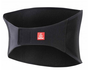 Löffler FLEECE kidney belt black