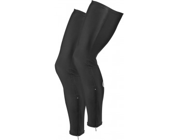 GONSO Leg warmers black