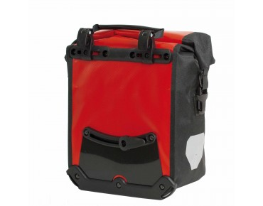 ORTLIEB SPORT-ROLLER City set of two pannier bags red/black