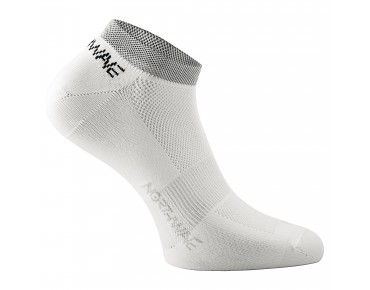 GHOST socks white/silver